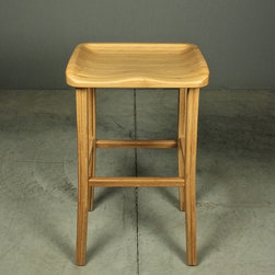"jungle bar stool - 30"" - view this item on our website for more information + purchasing availability: http://redinfred.com/shop/category/furnish/bar-counter-stools/jungle-bar-stool/"