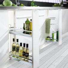 Kitchen Drawer Organizers by Clever Storage by Kesseböhmer