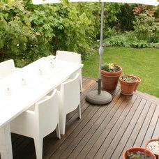 Chez Larsson- patio
