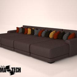 CinemaTech, Inc. - Custom Sofa Bed -