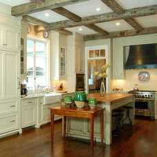 Traditional Range Hoods And Vents by Calhoun Design and Metalworks