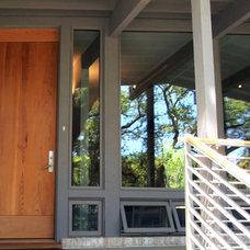 Front Doors by Nick Deaver Architect