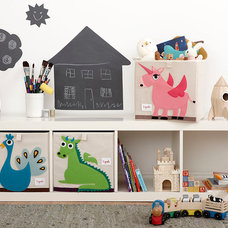 Modern Toy Organizers by Hooplaroom