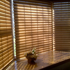 Contemporary Window Blinds by Custom Covers for Home and Office
