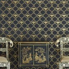 Eclectic Wallpaper by Rockett St George