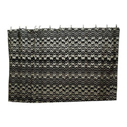 Missoni for Target Shower Curtain - $165 Est. Retail - $75 on Chairish.com -