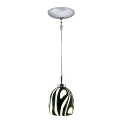 Jesco Lighting - Jesco KIT-QAP103-BW-A Mini Pendant Kit - Jesco KIT-QAP103-BW-A Mini Pendant Kit