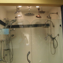 Shower selections -