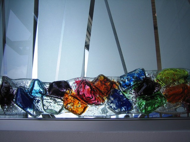 Contemporary Screens And Room Dividers by Glassworks, Inc.
