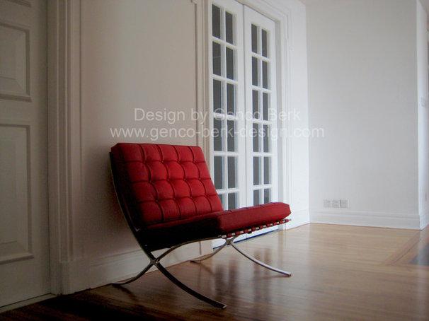 Modern Hall by Genco Berk Design