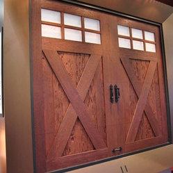 Rustic Garage Doors Amp Openers Find Garage Door Designs