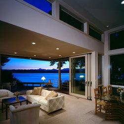Quantum Windows & Doors | Habitat West Architect - Manfredini Photography: