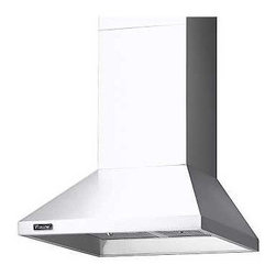 """Viking 3 Series 30"""" Chimney Wall Hood, White 