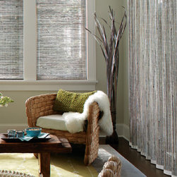 Hunter Douglas Woven Woods - Provenance® Woven Woods by Hunter Douglas