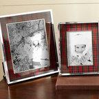 Tartan Plaid Frame Box -