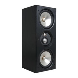 Speakercraft - Dual 8'' 220W Aim&Trade; Lcr Speaker, Individual, Black Ash, Asm97845 - Audio-Direct.com has been serving customers since 2001 with world class name brand electronics.