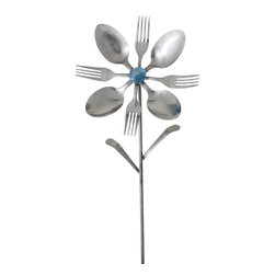 Forked Up Art - Calypso - Flower -