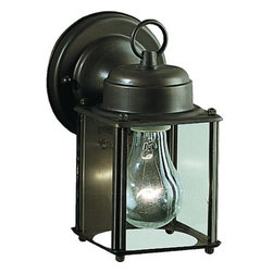 """Kichler - Kichler 9611OZ No Family Collection 1 Light 8"""" Outdoor Wall Light - Product Features:"""