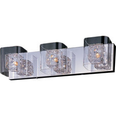 contemporary bathroom lighting and vanity lighting by Elite Fixtures