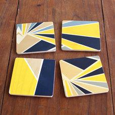 Modern Coasters by Wolfum