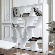contemporary bookcases cabinets and computer armoires by Mac&Mac