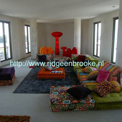 modern living room by Ridge en Brooke ltd.