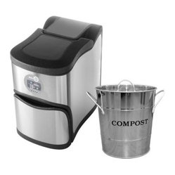 NatureMill Ultra Kitchen Composter with Pail