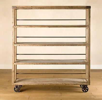 Traditional Storage And Organization by restorationhardware.com