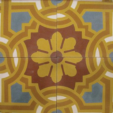 Capri - 8x8 Cement Tile