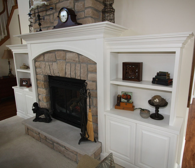 Fireplaces by Architectural Justice