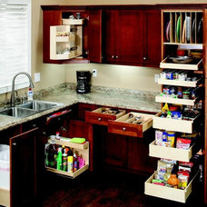 Kitchen Drawer Organizers by ShelfGenie of Cincinnati