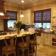 Traditional Kitchen by BRESLOW HOME DESIGN CENTER