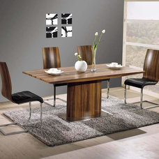 Transitional Dining Tables by FurnitureNYC