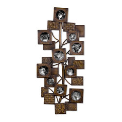 "13443 Perlita, Photo Frame by Uttermost - Get 10% discount on your first order. Coupon code: ""houzz"". Order today."