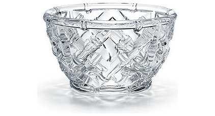 contemporary serveware by Tiffany & Co.