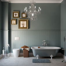 Traditional  by Bathroom By Design