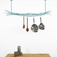 Modern Pot Racks by Merkled Studio