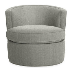 Otis Swivel Chair - It's round and it swivels. Need I say more?