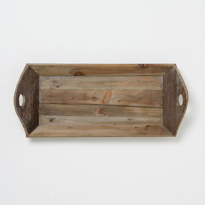 Rustic Serving Dishes And Platters by Terrain