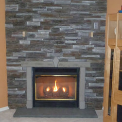 Stone Fire PLace - Scott Graboyes