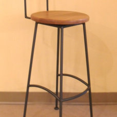 Traditional Bar Stools And Counter Stools by McKinnon Furniture