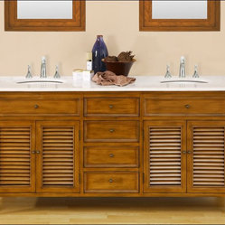 Shop ARTS AND CRAFTS STYLE Bathroom Vanities on Houzz