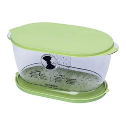 Progressive International LKS-06 Lettuce Keeper - Keep your salad greens fresh with this nifty gadget. It really does work!