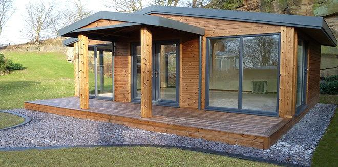 Prefab Studios by bespoke cabins & summerhouses