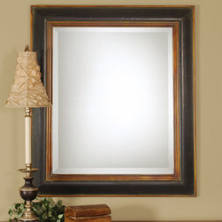 "07023-b Fabiano Black by Uttermost - Get 10% discount on your first order. Coupon code: ""houzz"". Order today."