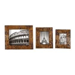 Uttermost - Mango Wood Hema Picture Frame - Mango Wood Hema Picture Frame