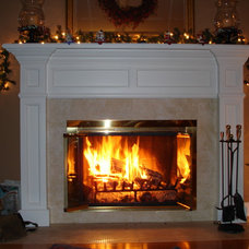 fireplaces by The Mantel Guy .com