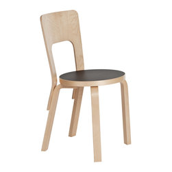 No. 66 Chair - No. 66 Chair designed by Alvar Aalto 1935.