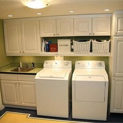Laundry room cabinet ideas - Laundry Room Cabinets