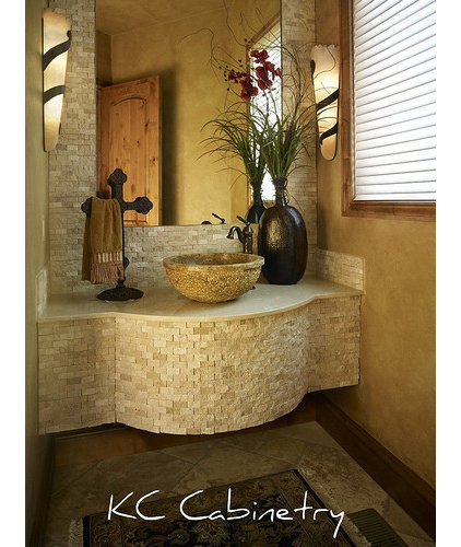 Bathroom by KC Cabinetry Design | Renovation